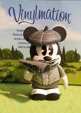 """Disney Vinylmation 3"""" Park Set 1 Director Mickey Mouse Store Exclusive"""