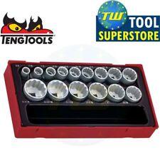 """Teng 15pc 1/2"""" Drive AF Socket Set TT1215AF - Tool Control System"""