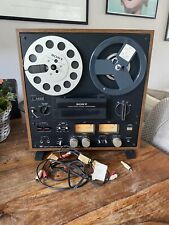 More details for sony tc-399 reel to reel tested working with leads