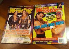 2 Inside Wrestling Magazines August 1996, April 1998