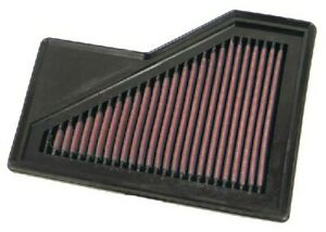 K&N Hi-Flow Performance Air Filter 33-2885 fits MINI Cooper 1.6 (R50,R53), 1....