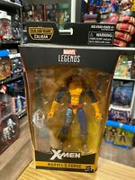 "Marvel Legends Hasbro X-Men Caliban BAF Series FORGE 6"" Figure New"