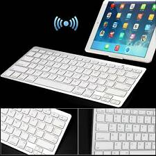 NEW Slim Wireless Bluetooth Keyboard For iMac, iPad, Android, Tablet UK SELLER