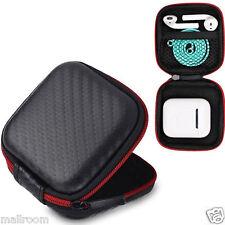 for Apple Airpods Headphones Case Box Holder Hard Shell EVA Carrying Case Cases