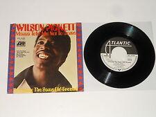 "Wilson Pickett - 7"" PROMO Single - Covering That Same Old Ground - Atlantic"