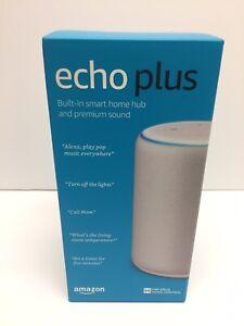 AMAZON Speakers ECHO PLUS (2nd Generation) White