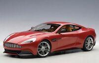 70249 AUTOart 1:18 Aston Martin Vanquish 2015 Dark Red