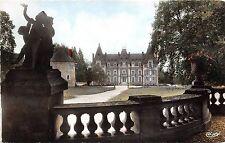 BR16126 Le Chateau cu du Pare Montry   france