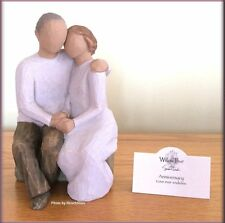 ANNIVERSARY FIGURINE FROM WILLOW TREE® FREE U.S. SHIPPING