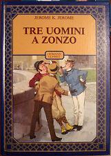 Jerome K. Jerome, Tre uomini a zonzo, Ed. Valentina