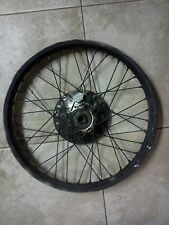 1974 Honda MT250 Front Wheel