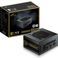 FSP Dagger 500W 80 Plus Gold Certified Full Modular Power Supply (SDA500)