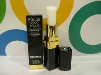 CHANEL ~ ROUGE COCO BAUME HYDRATING CONDITIONING LIP BALM ~ 0.1 OZ BOXED