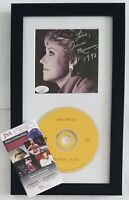 ANNE MURRAY CD DISPLAY JSA CERTIFIED COA SIGNED MUSIC SINGER AUTOGRAPH AUTHENTIC