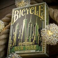 City Skylines Playing Cards New York Limited Edition Luxury Number Sealed deck