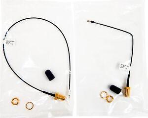 HP 400 600 800 G3 ENT17-DM 2x Antenna Cable 918976-001 External Antenna