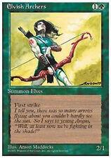 MRM ENGLISH Archers elfes (Elvish Archers) MTG magic 3-4th