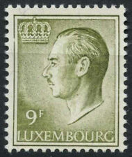 Luxembourg 1965-91 SG#766, 9f Grand Duke Jean Definitive MNH #D1460