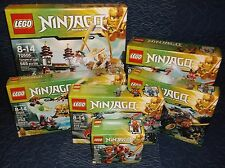 New Lego Ninjago The Final Battle Collection 70505 70504 70503 70502 70501 70500