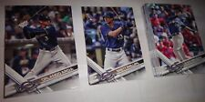 MILWAUKEE BREWERS COMP TEAM SET, 2017 TOPPSERIES 1, 2 AND UPDATE W/PAR PRINT #60