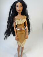 Disney's Princess Pocahontas  Mattel fashion Barbie doll Q-32 Bendable Knees