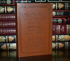 NEW Constitution of United States of America Documents Leather Feel Softcover