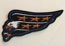 "Washington Capitals NHL Logo / Crest Patch Sew On Iron On 5""x 2.4""Inch"