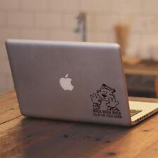 Calvin & Hobbes Whoa Calm Down for Macbook Air Pro Laptop Vinyl Decal Sticker