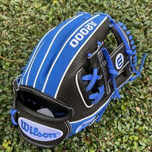 """NWT Wilson A2000 1786 Exclusive 11.5"""" Baseball Glove RHT"""