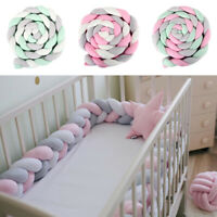 Knot Ball Weave Plush Sofa Stuffed Pillow Kids Baby Toys Soft Cushion Room Decor