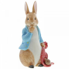 Beatrix Potter Peter Rabbit and the Pocket Handkerchief Limited Edition Figurine