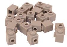 LEGO - 20 x Konverter - Stein / Konvertersteine 1x1 hellgrau / 87087 NEUWARE