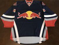 Rare Reebok Red Bull Salzburg Cho Hockey Jersey