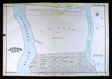 Mueller Map Atlantic City Boardwalk New Jersey Ventnor Wetlands Urban Plan Adams