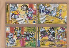 H.H. Hollywood - Ferrero 1997 - Puzzles komplett+ BPZ