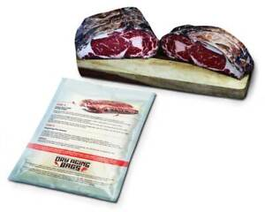 Dry Aging Bags For Meat Or Charcuterie