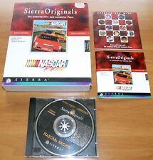PC DOS: Nascar Racing - SIERRA 1996