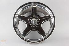 """Mercedes R230 SL500 SL55 AMG Chrome Rear Wheel Rim 9.5 X 18"""" 18 2304012102 OEM"""