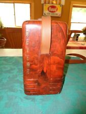 REVERE EIGHT MODEL FIFTY FIVE 8mm MOVIE CAMERA BAKELITE CARRY CASE Strap