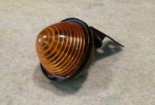 Vintage NOS KD 506 Marker Light Amber LS301 Beehive Lens 12v Truck Motorcycle