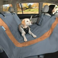 New listing Kurgo Dog Products Wander Hammock, Extended Width - Color: Charcoal/Hampton Sand