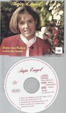 CD--ANJA ENGEL--HINTER DEN WOLKEN WARTET DIE SONNE