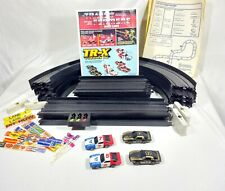 Vintage Tyco Slot Cars W/Original track & Papers