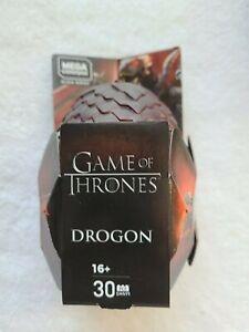 MEGA Brands - Game of Thrones: Drogon Building Set Construx,Multicolor [New Toy]