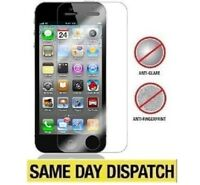 5 front + 5 back Anti-Glare (Matte) Screen Protectors Cover Film For iphone 5 5s