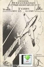 WWII Jet Aircraft Intel - Me 163, Me 262, Arado 234, Heinkel 280 as a PDF or CD