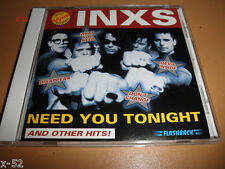 INXS hits CD Need You Tonight WHAT YOU NEED devil inside GOOD TIMES jimmy barnes