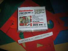 CD Volksmusik Alpenrebellen - Heut oder nie - 1 Song Promo MCD SONY MONTANA