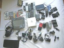 Mixed Lot of Electronics, remotes, Logitech receivers, Psp Games and more. H