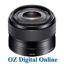 New Sony E 35mm F1.8 OSS SEL35F18 Lens F/1.8 E-Mount APS-C Format 1 Year Au Wty